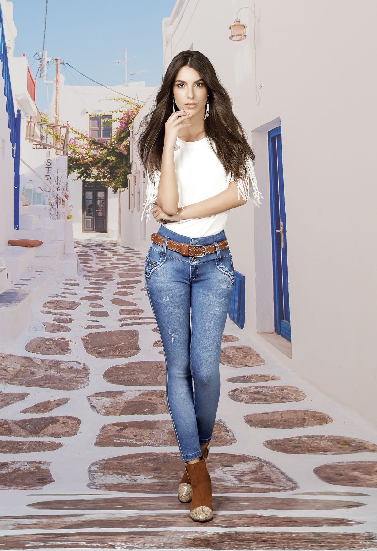 a1d63eda6 Divina Collection Jeans / Bogotá - Colombia | Jeans in 2019 | Jeans ...