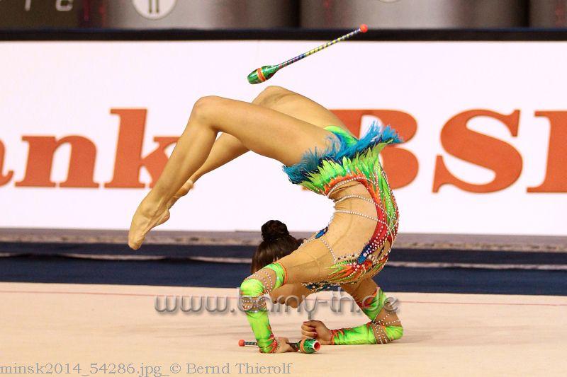 Jana Berezko-Marggrander, Germany, World Cup Minsk 2014