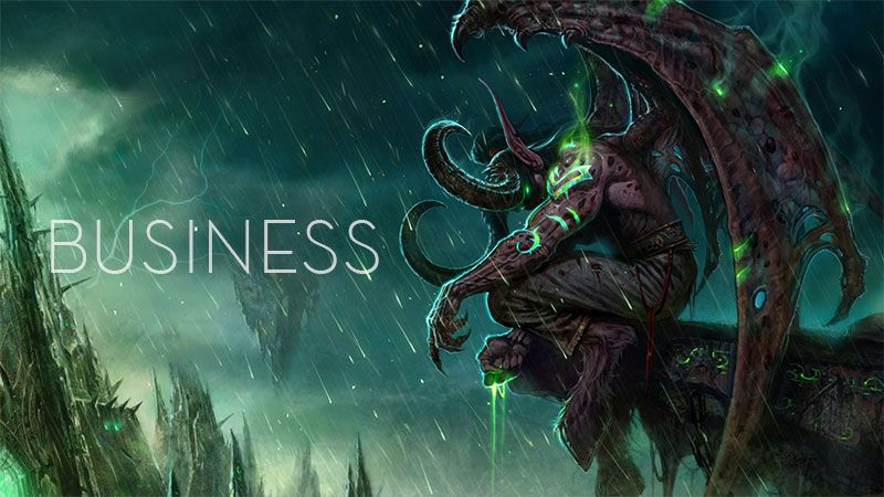 The Week In Games Gaming Ain T Easy World Of Warcraft Wallpaper World Of Warcraft Legion Illidan Stormrage