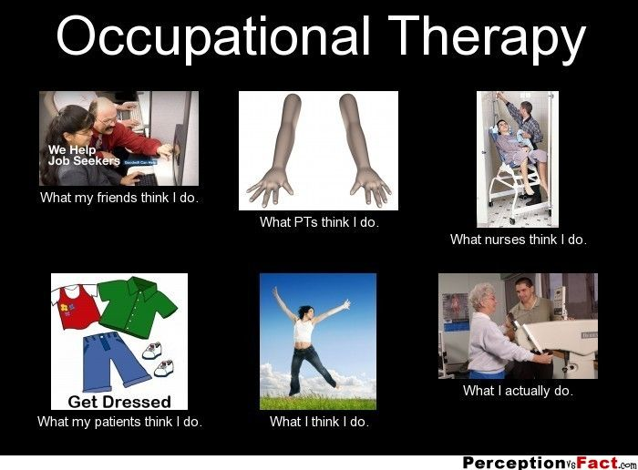 occupational therapy - what people think i do, what i really do, Cephalic Vein