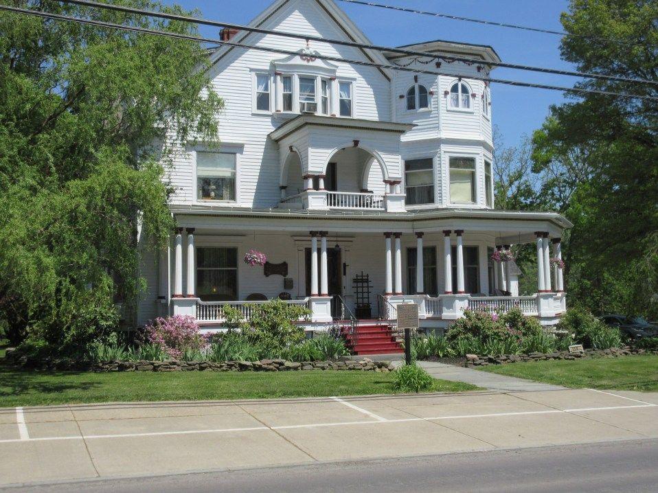 1897 Victorian Inn In Towanda Pennsylvania Edwardian