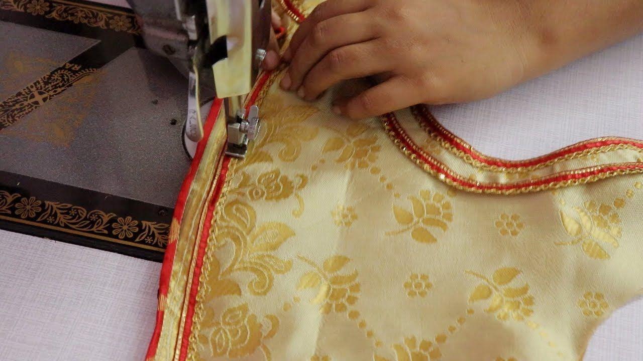 blouse ki back design | blouse work designs, blouse