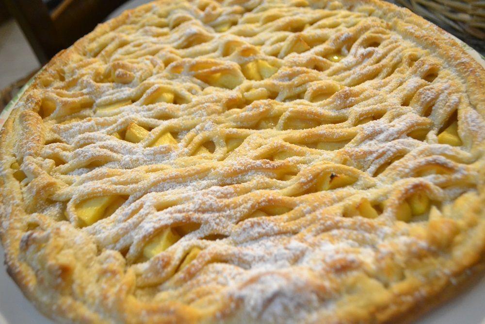 Photo of torta strudel Le voglie sembrano pruriti le quali hanno un d