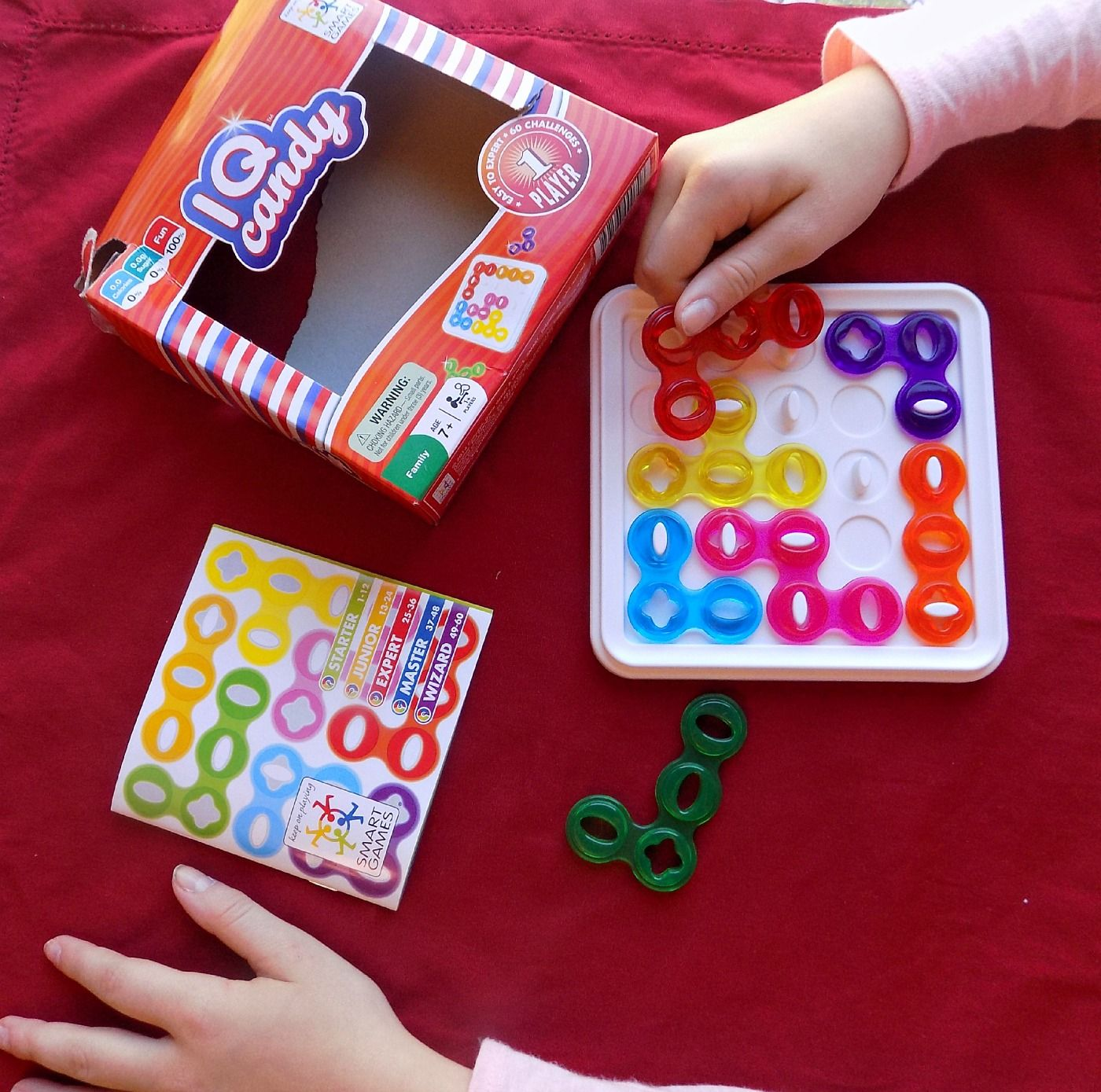 Logic and Learning Games for Kids