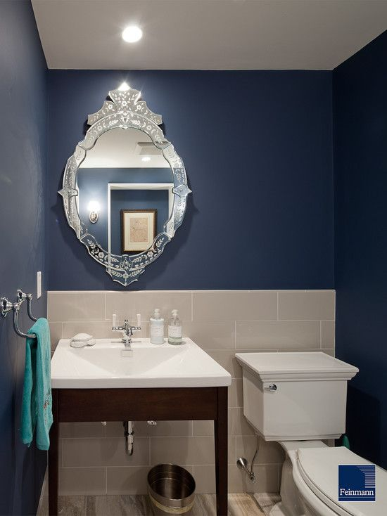 Powder Room Small Bathroom Design, Pictures, Remodel ...