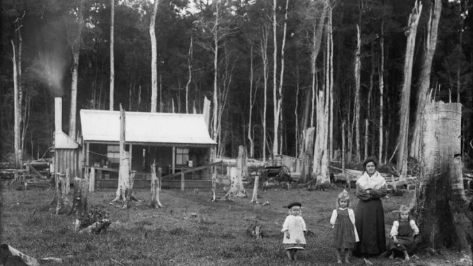 Could You Survive On What The Pioneers Had Australia History