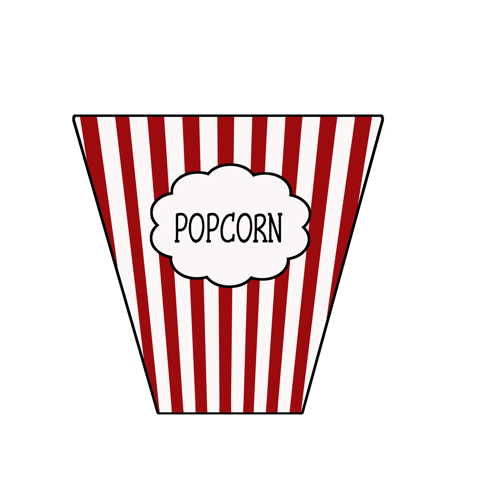 Busy Bees Wild About Popcorn Words Freebie Popcorn Theme