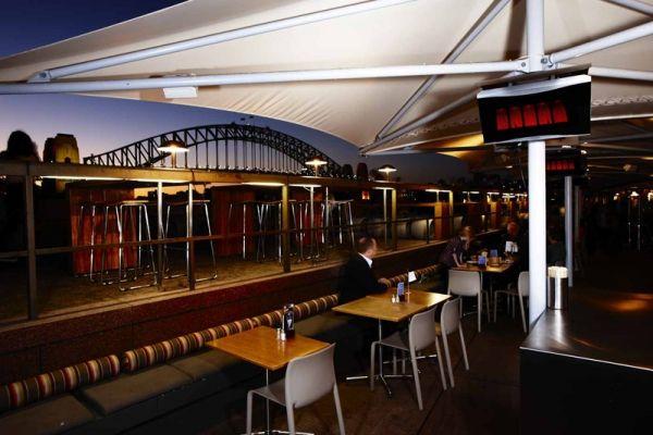 Platinum Gas Opera Kitchen Sydney Australia Out And