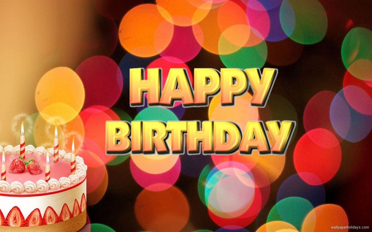 Happy Birthday Wallpapers Download Happy Birthday HD Wallpapers