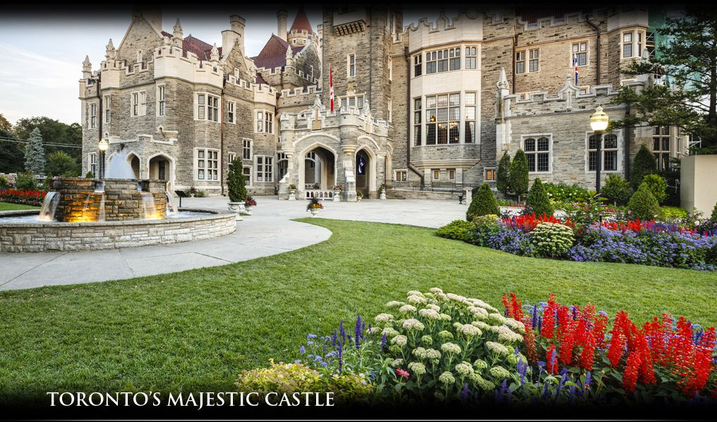 Casa loma toronto 39 s majestic castle toronto 39 s tourist for Casa loma mansion toronto