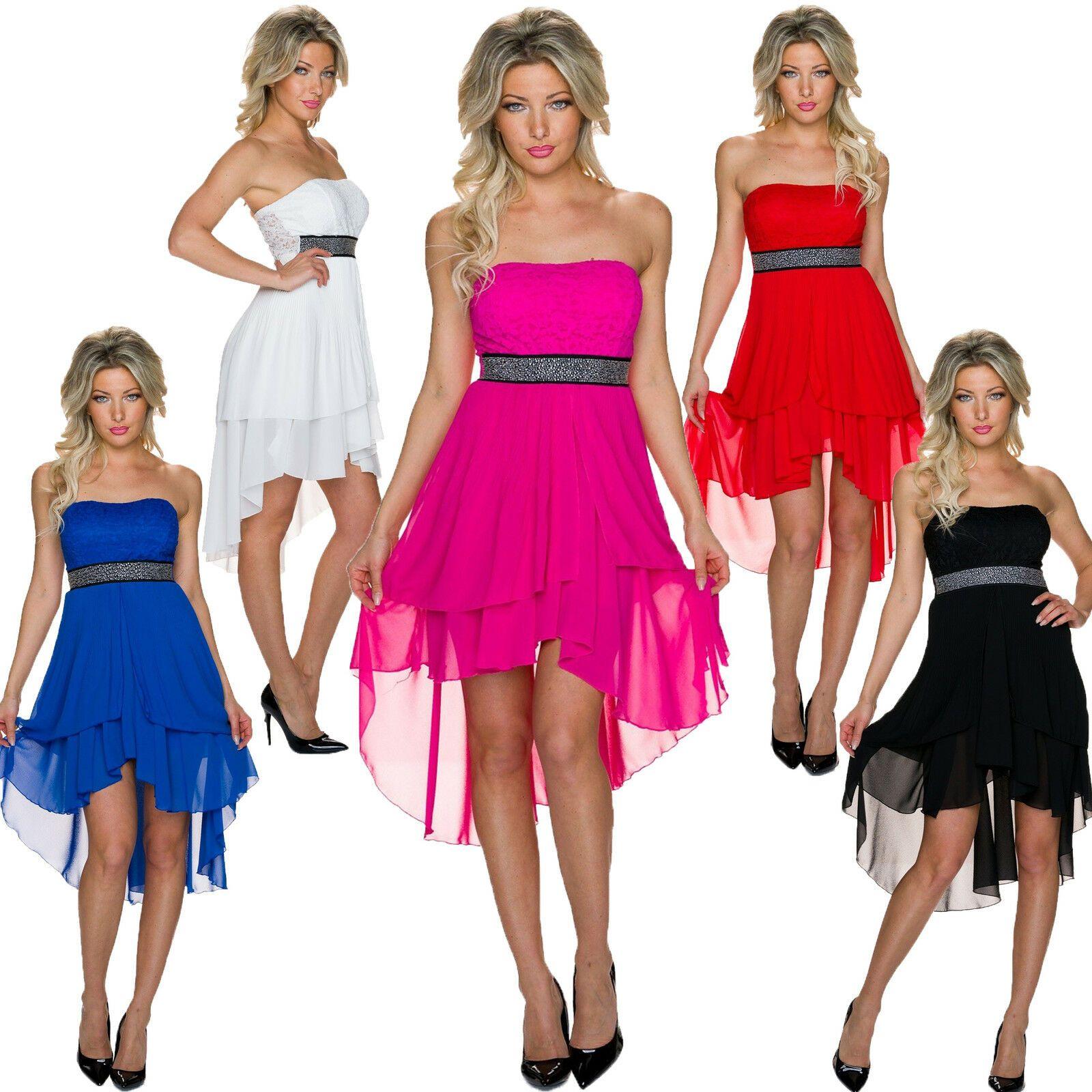Ladie/'S Casual Mini Abito Maniche Lunghe Due Colore coulisse Wais Dress 1427