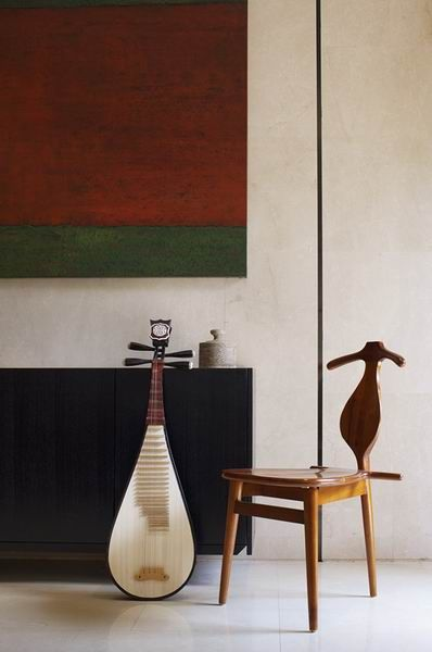 Chic Contemporary Spaces Rendered By Anh Nguyen: Pin By Emmi Wong On 边柜 In 2019