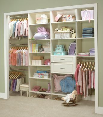 Kids closets or mine