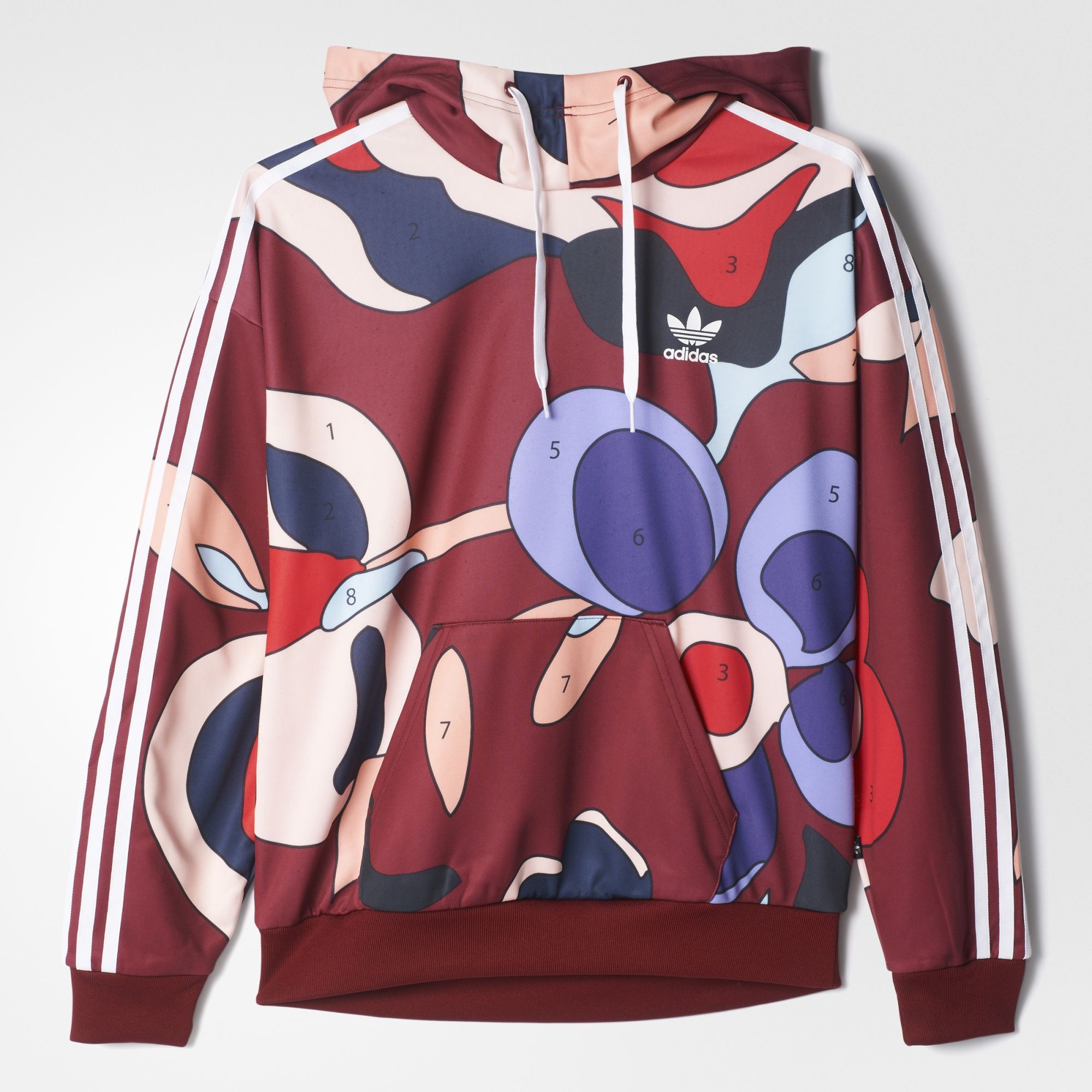 sweat adidas multicolore