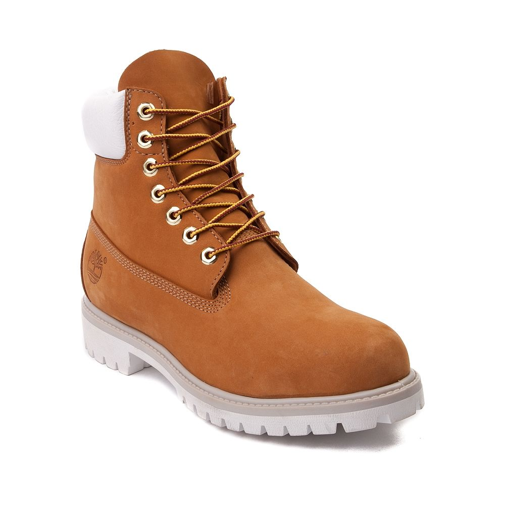 Shop for Mens Timberland 6 Classic Boot in Wheat White at Journeys Shoes.