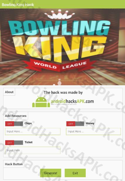 bowling king mod apk ios