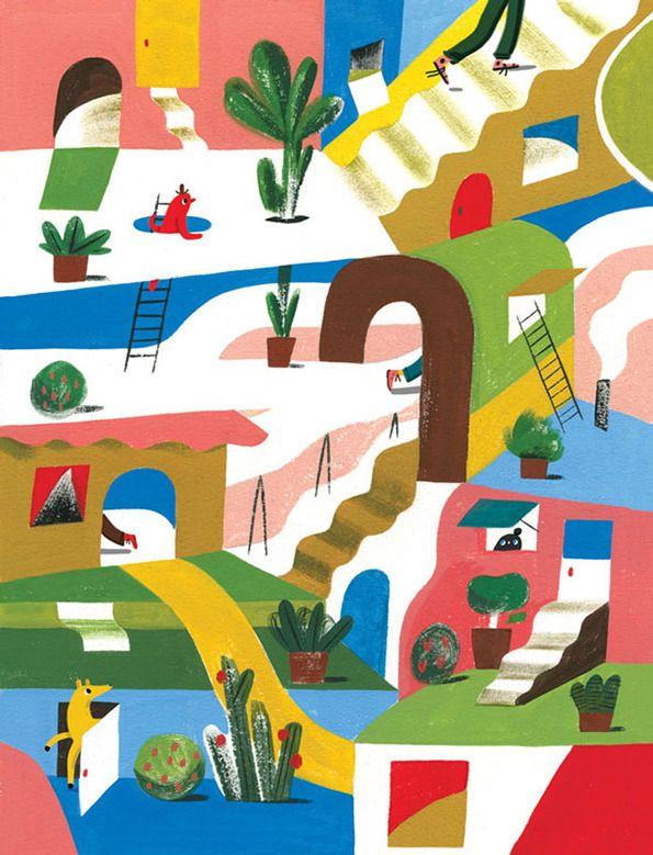 Illustration by Ping Zhu