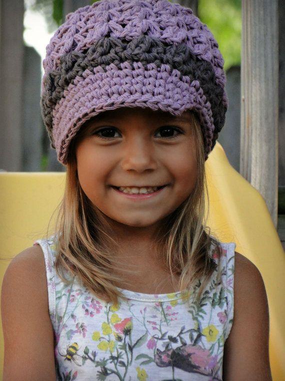Boys Hat, girls hat, crochet kids hat, baby hat, girls hat, crochet ...