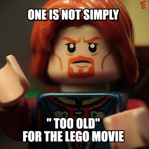 What he said! | Nerd Power | Pinterest | Legos, Lego movie and Legos