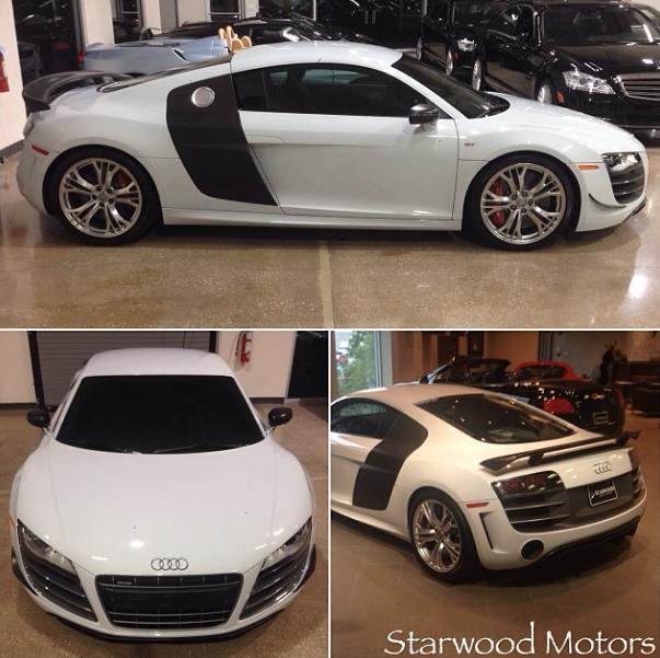 Audi R8 GT @Brandi Simpson Motors #r8 #gt #starwood #audi