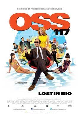 OSS 117: Lost in Rio 2009 film