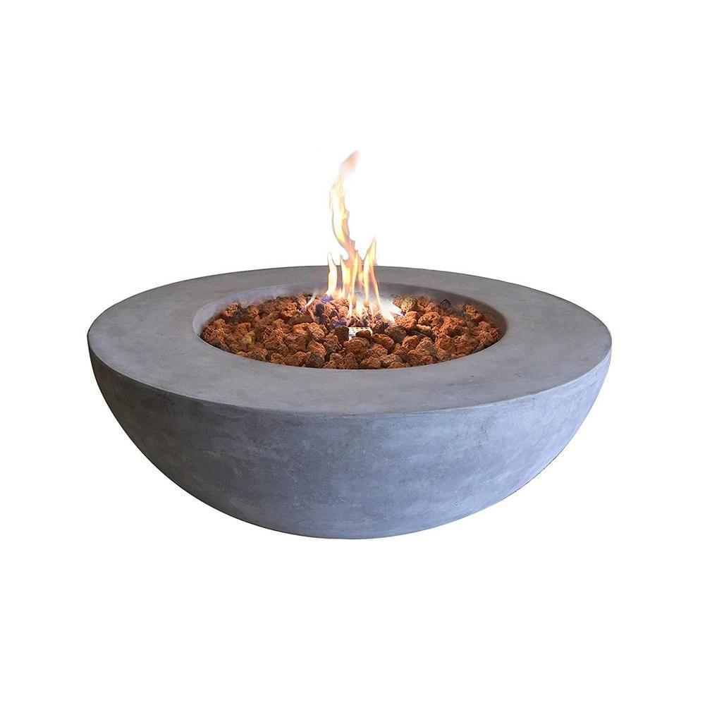 Excellent Elementi Outdoor Lunar Fire Bowl 42 In Round Stainless Download Free Architecture Designs Pushbritishbridgeorg