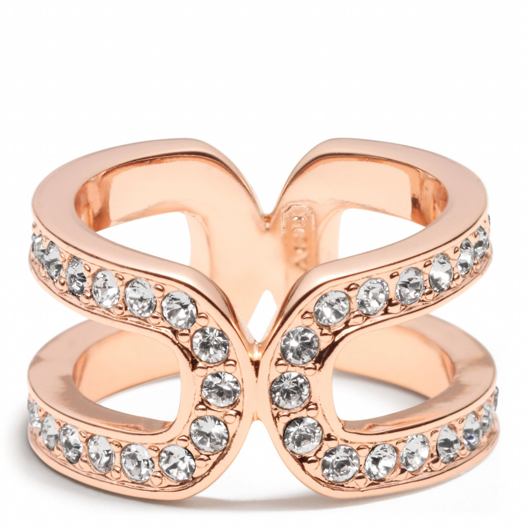 double link wrap ring $68!!