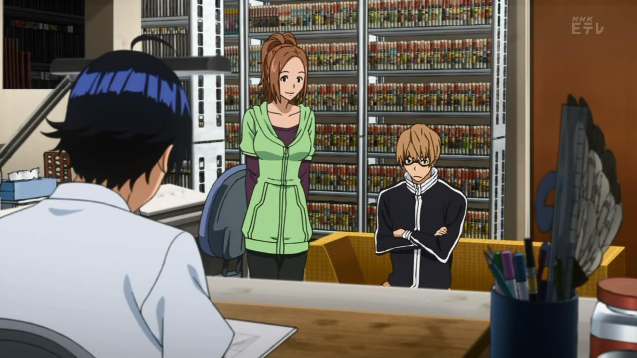 Bakuman 3 episode 07 Anime reviews, Anime, Blog