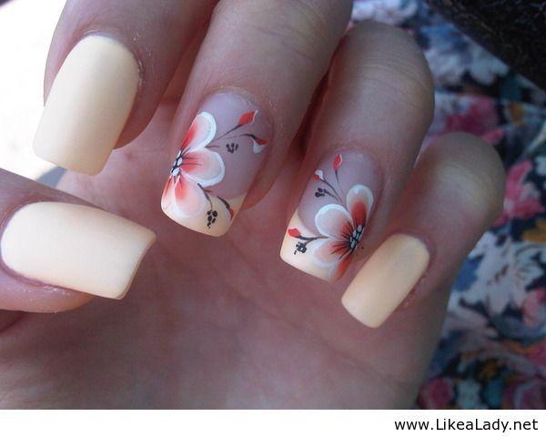 Summer-nails.jpg 600×480 pixels