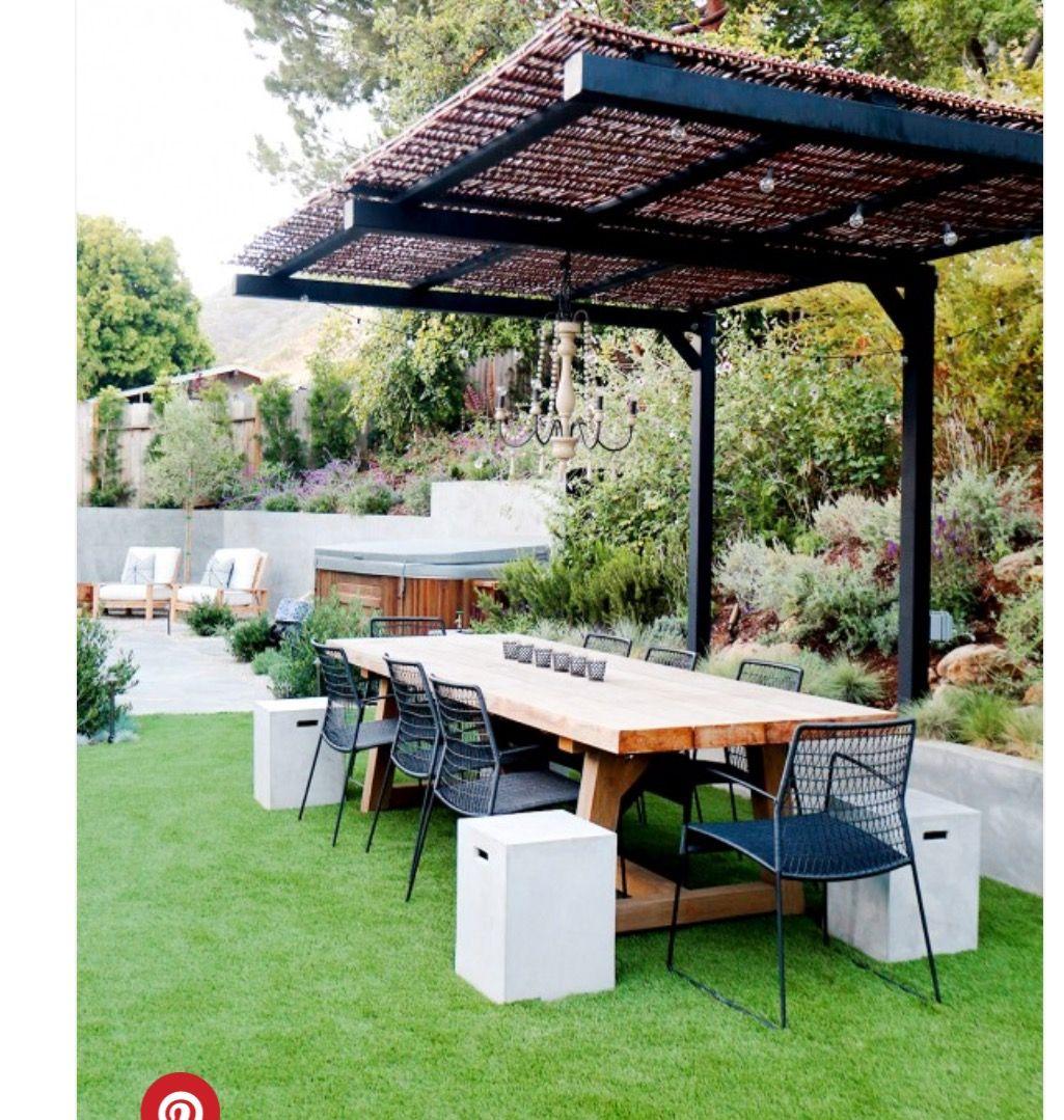 Home Entertainment Spaces: Outdoor Entertainment Space