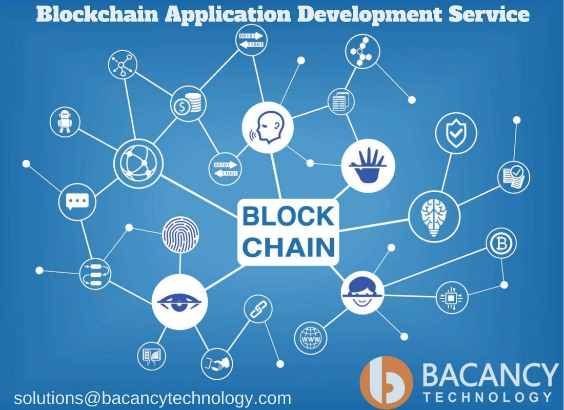 Blockchain Application Development Services Blockchain