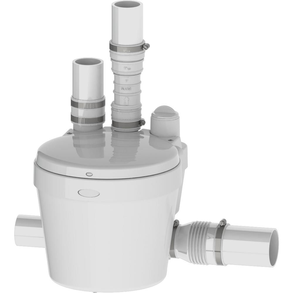Saniflo Saniswift 0 3 Hp Grey Water Pump 021 Drain Pump
