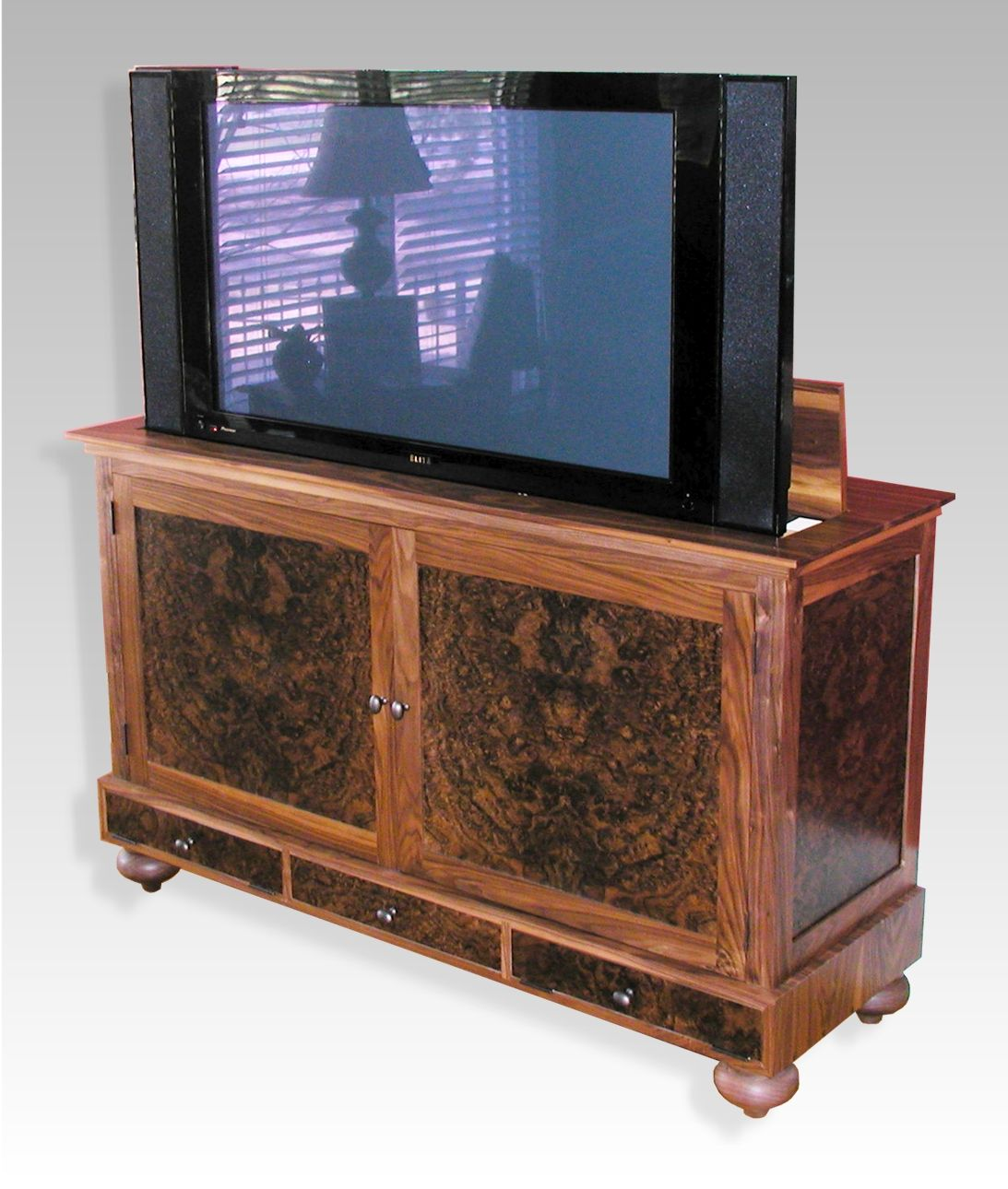 Tv Lift Meubel Ikea.Cabinet For Tv Lifts Google Search Rustic Tv Console Hidden