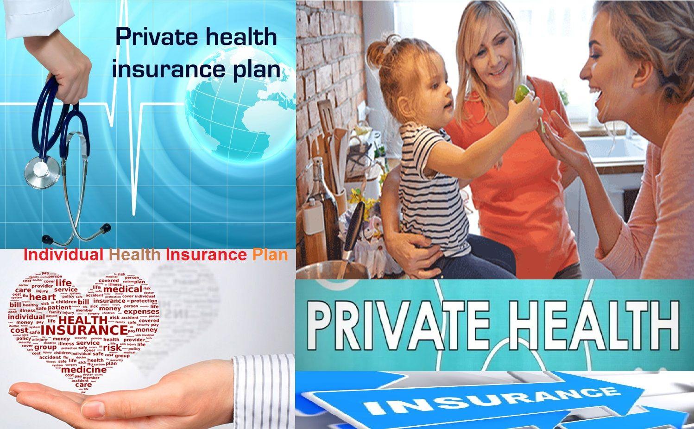Individual Health Insurance Plan Individual Health Insurance