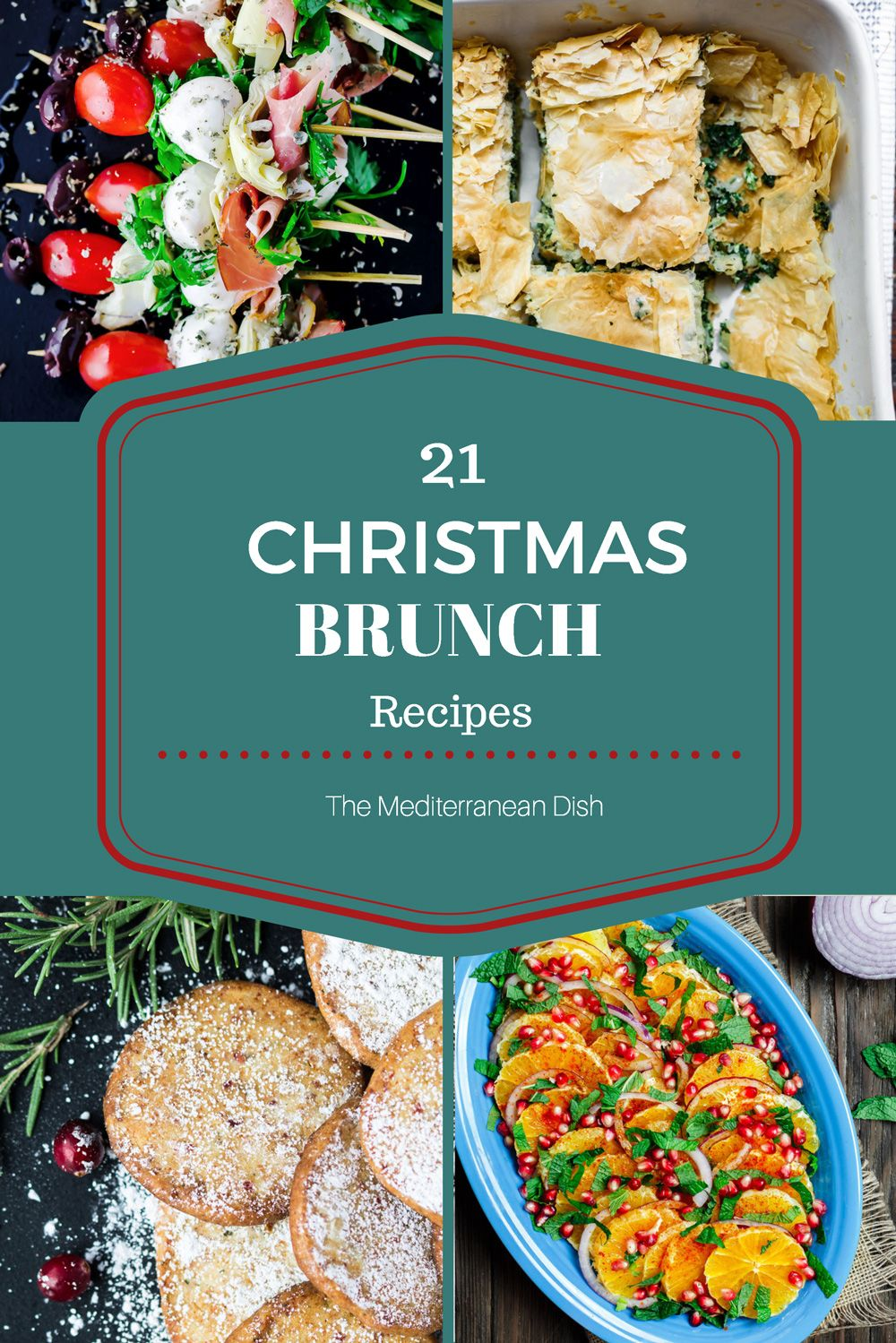 amazing mediterranean christmas brunch recipes everyone will love from egg casseroles to festive fresh