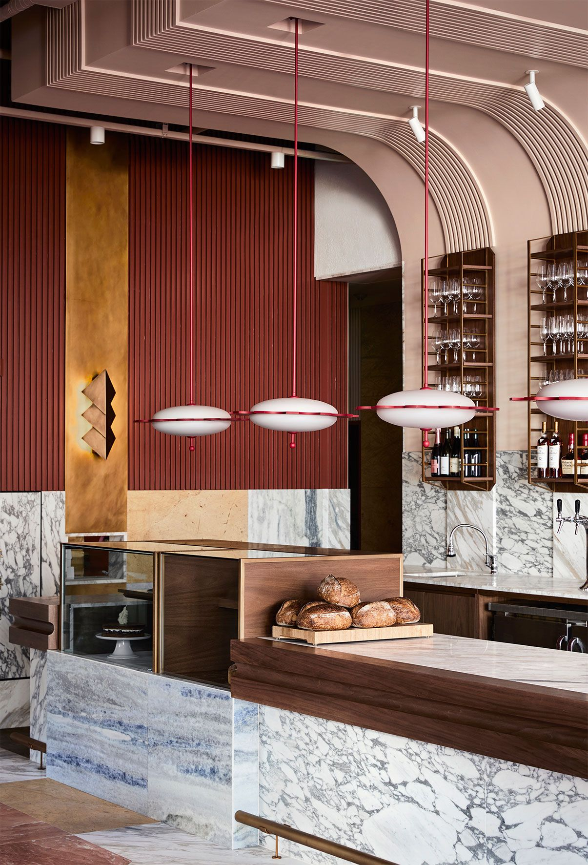 Caravan 2 0 Restaurant In Seoul By Flack Studio Yellowtrace Restaurant Interior Design Restaurant Design Commercial Interior Design