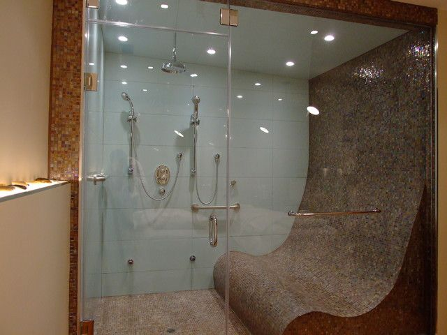 Love Seating In Shower Bathroom Renovation Trends