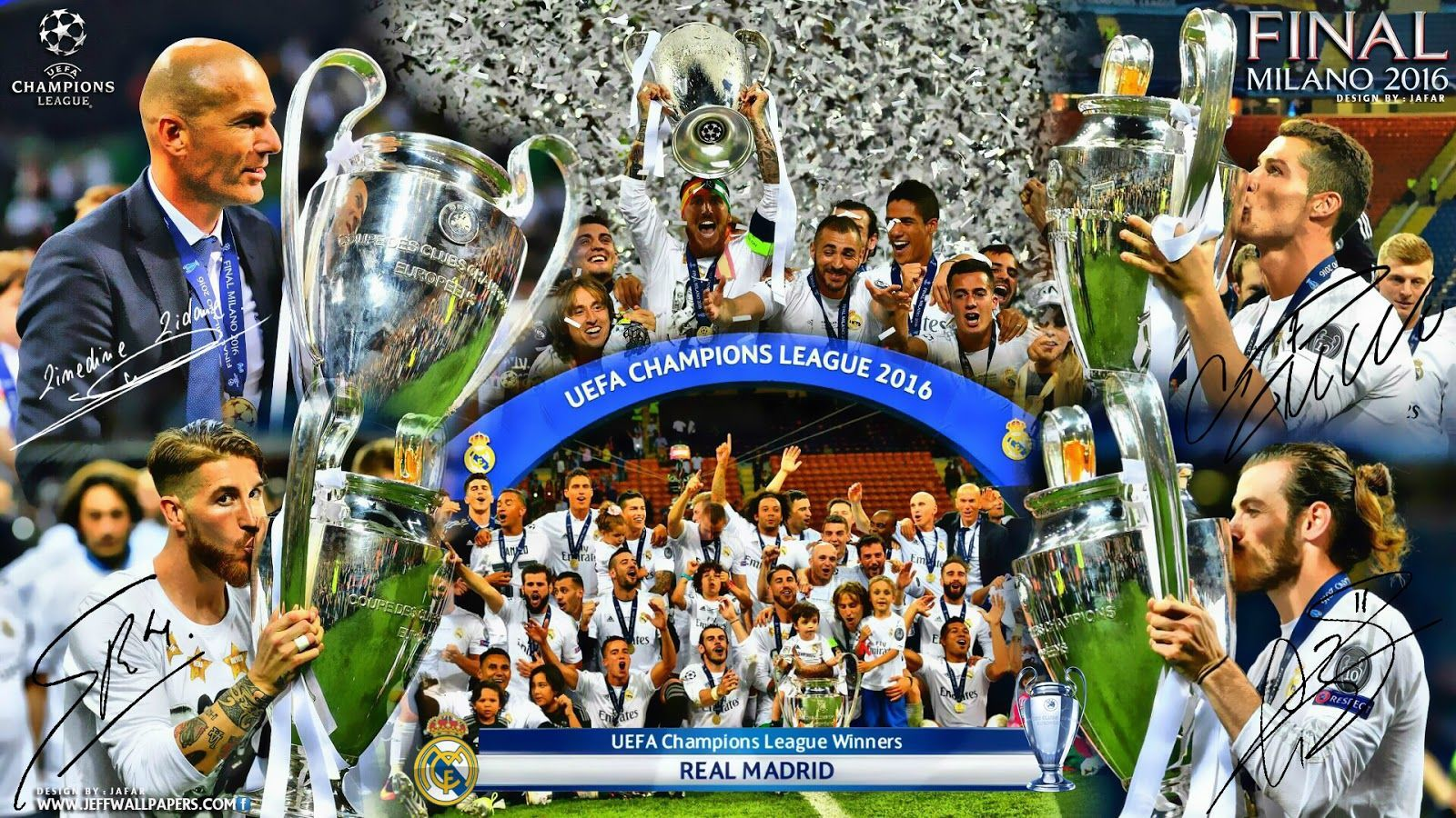 Backgrounds Real Madrid 2017 Wallpaper Cave Real