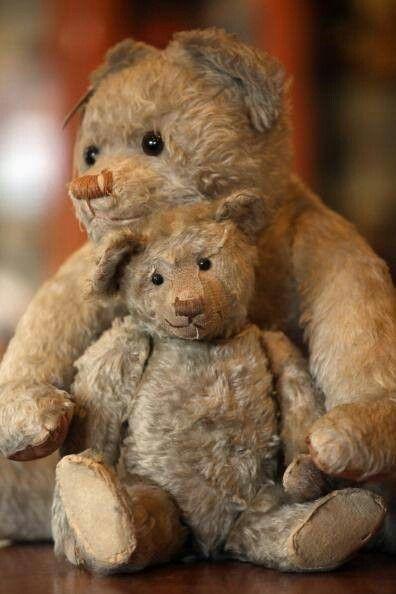 Vintage Cute Bear Doll