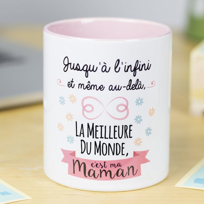 Nos Pensées Tasse à Café Ou à Thé En Céramique Cadeau