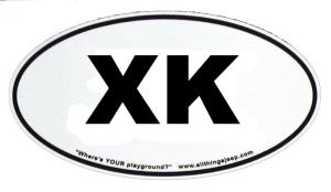 XK Oval
