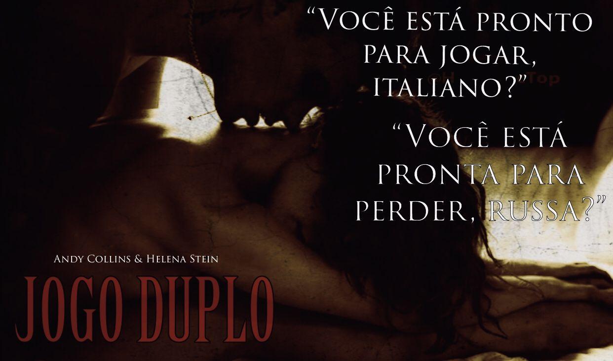 Pin De Helena Stein Romances Em Serie Jogo Duplo
