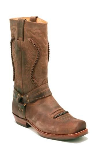 Sancho Cowboy Boots 5859 Box Crazy Castano quite like