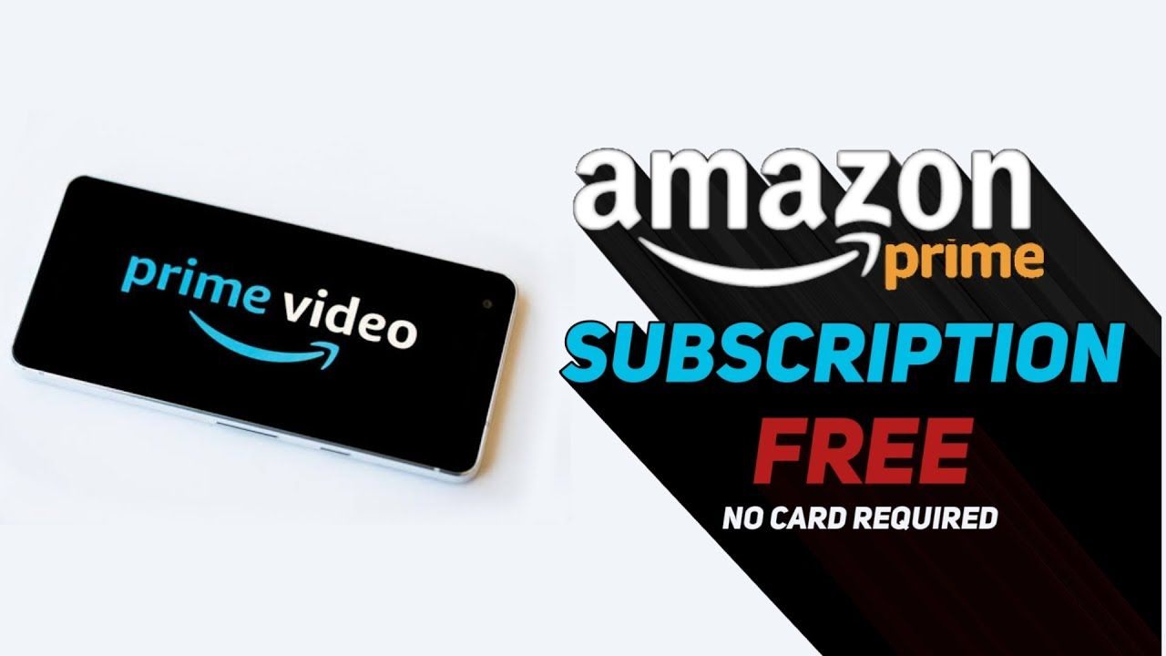 How To Get Free Amazon Prime Account 2020 Working Method Legit Free Amazon Prime Account Free Amazon Prime Free Amazon Products