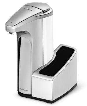 Best Simplehuman Sensor Pump Soap Dispenser With Caddy 640 x 480