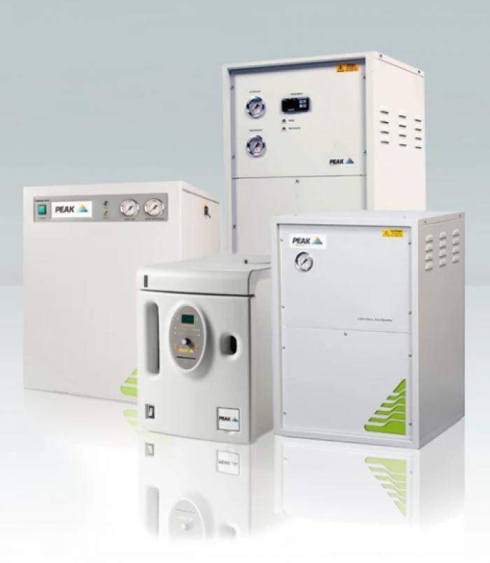 Zero Air Generator Quadrex Corp