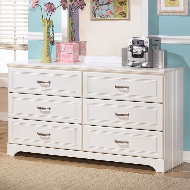Kids Bedroom: Lulu Dresser By Ashley Furniture At Kensington Furniture.  Great For A Little