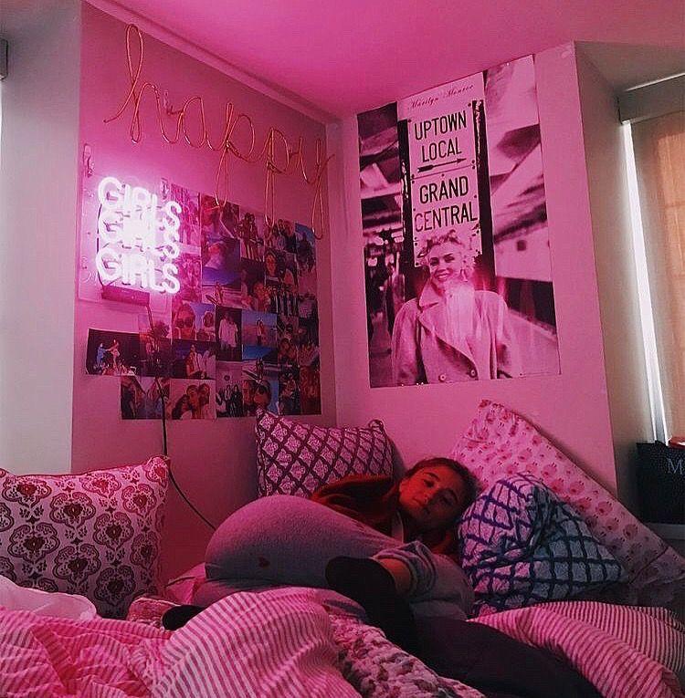 Follow Ameezyyy On Pinterest In 2020 Neon Room Room Ideas Bedroom Redecorate Bedroom