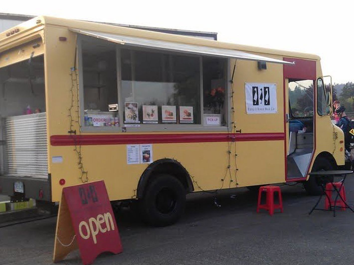 coffee trailer for sale nsw