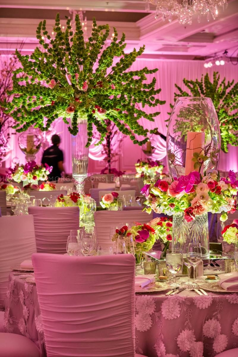 Love pink and green | Dream wedding ideas | Pinterest | Weddings